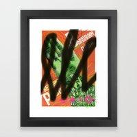 SOVIET UNION Framed Art Print