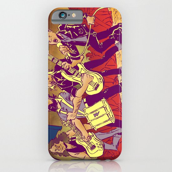 """Battle Born"" by Dmitri Jackson iPhone & iPod Case"