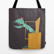 Monsters, Inc. - Scary Doors Tote Bag
