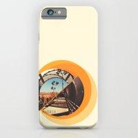 iPhone & iPod Case featuring Arganzuela by Delphine Comte