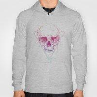 Skull In Triangle Hoody