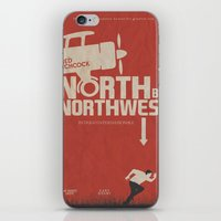 North By Northwest - Alf… iPhone & iPod Skin
