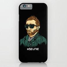 Van Gogh: Master of the #Selfie iPhone 6 Slim Case