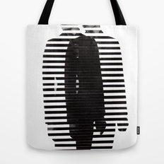 Deconstruction IV (Thin Man) Tote Bag