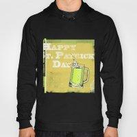 St Patrick's Day Hoody