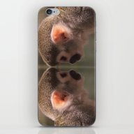 Mirror Monkeys iPhone & iPod Skin