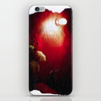The Red Room iPhone & iPod Skin