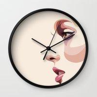 Decadence Wall Clock
