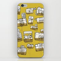 My Lover iPhone & iPod Skin