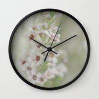 Daydreaming Is Her Way -… Wall Clock