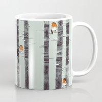 Robin Trees Mug