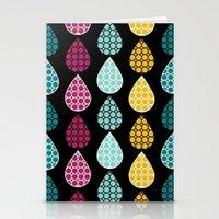 Rain Drops #2 Stationery Cards