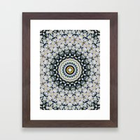 Just Because Nothingness Framed Art Print