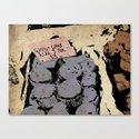 Portobello Road 4 Canvas Print