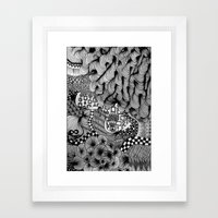 Infinity (Blackbook No. … Framed Art Print