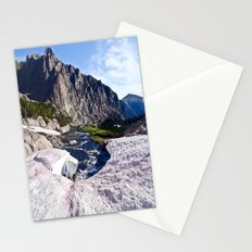 Glacier Walk Stationery Cards