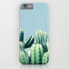 Cactus & Teal #society6 #decor #buyart iPhone 6 Slim Case