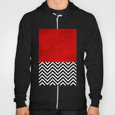 Fire, Walk With Me.  Hoody