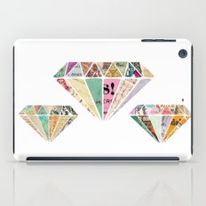 Diamonds are a Girls Best Friend iPad Case