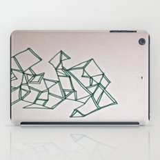 Crossing Over iPad Case