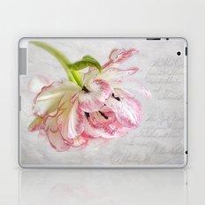 Vintage Tulip Laptop & iPad Skin