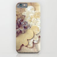 iPhone & iPod Case featuring The Gingerbread People by Yolene Dabreteau Photography