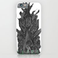 Swallow In The Sea iPhone 6 Slim Case