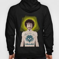 Bob Ross is God Hoody