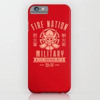 Fire is Fierce iPhone 6 Slim Case