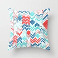 Pattern 31 Throw Pillow
