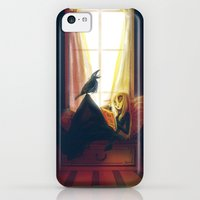 iPhone 5c Cases featuring How to talk with Poultry by CottonValent