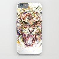 iPhone & iPod Case featuring Tatewari Ute'a by Elias Zacarias