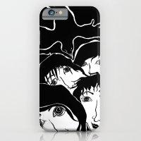 iPhone & iPod Case featuring Spirit Helping by Karen Herman Jacquez