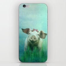 Lucky Pig iPhone & iPod Skin