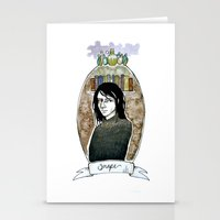 Snape Stationery Cards