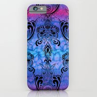 iPhone & iPod Case featuring Intricate Ink by Chelsea Densmore