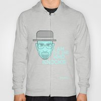 Breaking Bad - Faces - Heisenberg Hoody