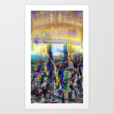 And the longer you linger, the linger you long. 08 Art Print