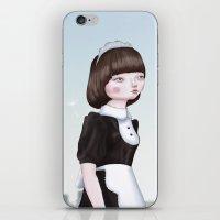 Air Doll iPhone & iPod Skin
