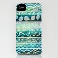 Dreamy Tribal Part VIII iPhone (4, 4s) Slim Case