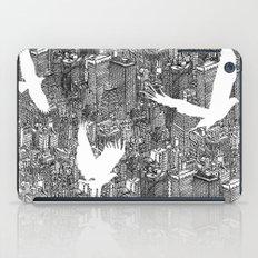 Ecotone (black & white) iPad Case