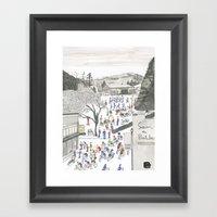 ross Framed Art Print