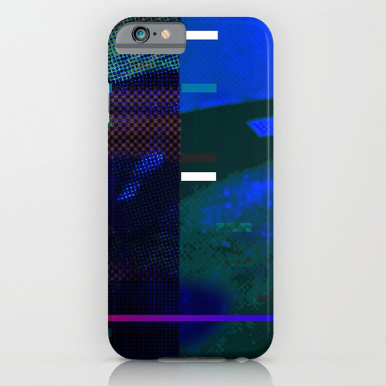 No Way No How < The NO Series (Blue) iPhone & iPod Case