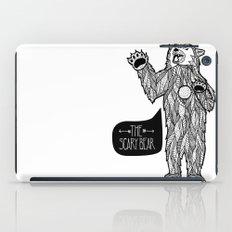 Scary Bear 2 iPad Case
