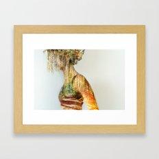 Insideout 3 Framed Art Print