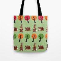 Watership Down Rabbits, … Tote Bag