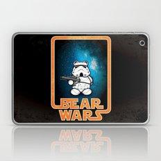 Bear Wars - Bear Trooper Laptop & iPad Skin