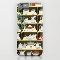 China cabinet iPhone 6 Slim Case