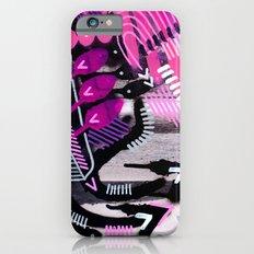 Wave black iPhone 6s Slim Case