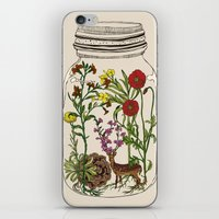 The Way You Remember Me iPhone & iPod Skin